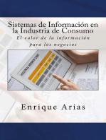 Sistemas de Información en la Industria de Consumo