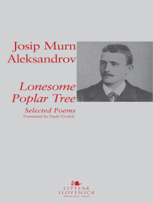 Lonesome Poplar Tree: Selected Poems