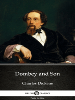 Dombey and Son by Charles Dickens (Illustrated)
