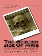 The Weirder Side Of Paris