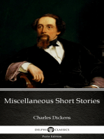 Miscellaneous Short Stories by Charles Dickens (Illustrated)