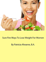 Sure Fire Ways to Lose Weight for Women