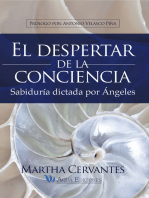 El despertar de la conciencia: Sabiduría dictada por ángeles