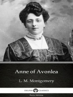 Anne of Avonlea by L. M. Montgomery (Illustrated)