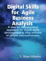 Digital Skills for Agile Business Analysis