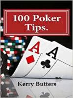 100 Poker Tips.