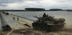 In Russia's Shadow, U.S. Military Bulks Up European Presence