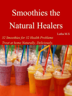 Smoothies the Natural Healers