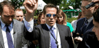 Anthony Scaramucci's Empty Feud With Reince Priebus
