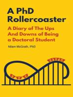 A PhD Rollercoaster