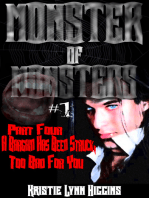 Monster of Monsters #1 Part Four
