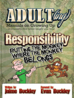 Responsibility - Putting the monkey where the monkey belongs