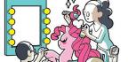 Hasbro Ponies Up