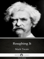 Roughing It by Mark Twain (Illustrated)