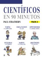 En 90 minutos - Pack Científicos 2