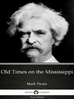 Old Times on the Mississippi by Mark Twain (Illustrated)