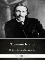 Treasure Island by Robert Louis Stevenson (Illustrated)