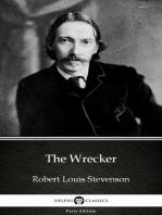 The Wrecker by Robert Louis Stevenson (Illustrated)