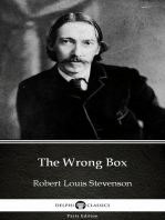 The Wrong Box by Robert Louis Stevenson (Illustrated)