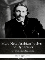 More New Arabian Nights - the Dynamiter by Robert Louis Stevenson (Illustrated)