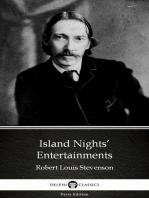 Island Nights' Entertainments by Robert Louis Stevenson (Illustrated)