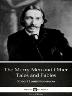The Merry Men and Other Tales and Fables by Robert Louis Stevenson (Illustrated)