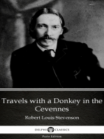 Travels with a Donkey in the Cevennes by Robert Louis Stevenson (Illustrated)