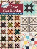Block-Buster Quilts - I Love Star Blocks