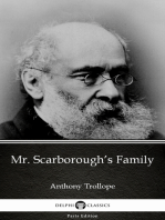 Mr. Scarborough's Family by Anthony Trollope (Illustrated)