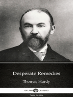 Desperate Remedies by Thomas Hardy (Illustrated)