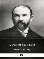 A Pair of Blue Eyes by Thomas Hardy (Illustrated)