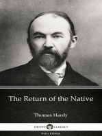 The Return of the Native by Thomas Hardy (Illustrated)