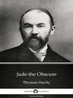 Jude the Obscure by Thomas Hardy (Illustrated)