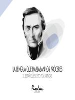 El español escrito por Artigas