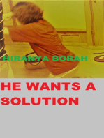 He Wants a Solution