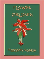 FLOWER CHILDREN - an illustrated children's book about flowers