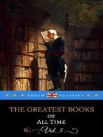 The Greatest Books of All Time Vol. 5 (Dream Classics)
