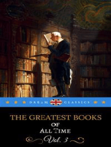 The Greatest Books of All Time Vol. 3 (Dream Classics)