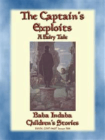 THE CAPTAIN'S EXPLOITS - An adventure of daring and wits