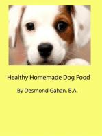 Healthy Homemade Dog Food
