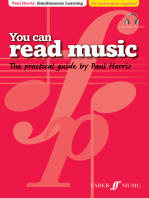 You Can Read Music