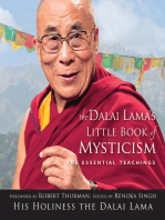 Dalai Lama's Little Book of Mysticism