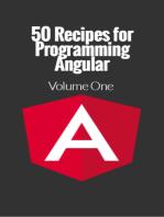 50 Recipes for Programming Angular