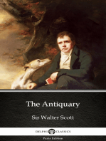 The Antiquary by Sir Walter Scott (Illustrated)