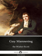 Guy Mannering by Sir Walter Scott (Illustrated)