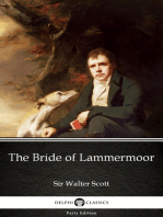 The Bride of Lammermoor by Sir Walter Scott (Illustrated)