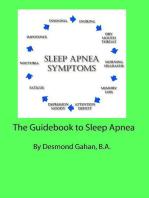 The Guidebook to Sleep Apnea