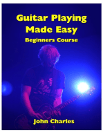 Guitar Playing Made Easy Beginners Course