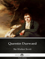 Quentin Durward by Sir Walter Scott (Illustrated)