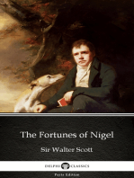 The Fortunes of Nigel by Sir Walter Scott (Illustrated)